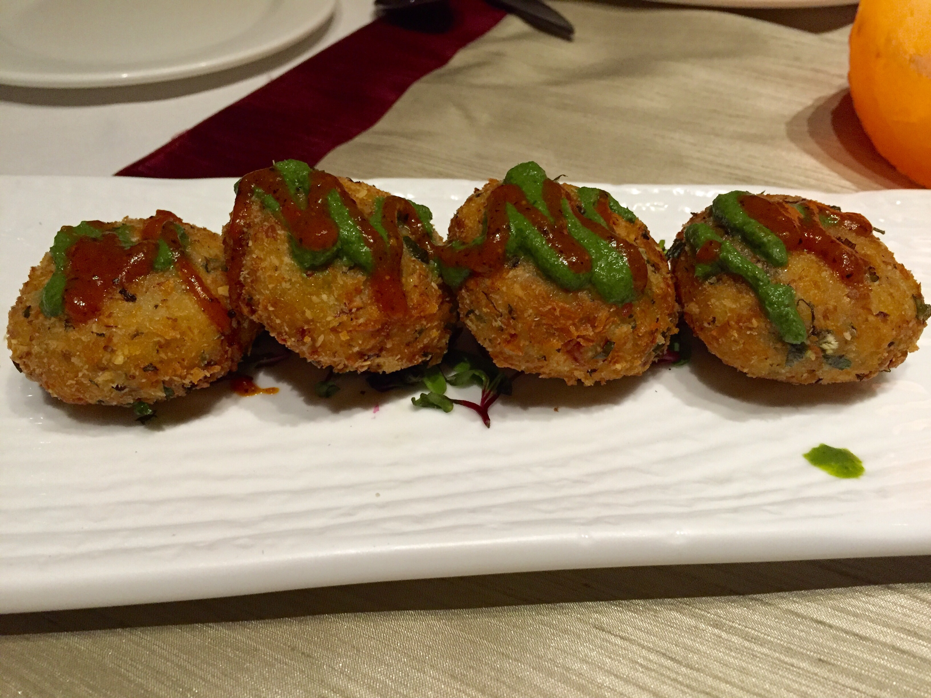 Masala Library: Delightfully exquisite plating of delicious Indian